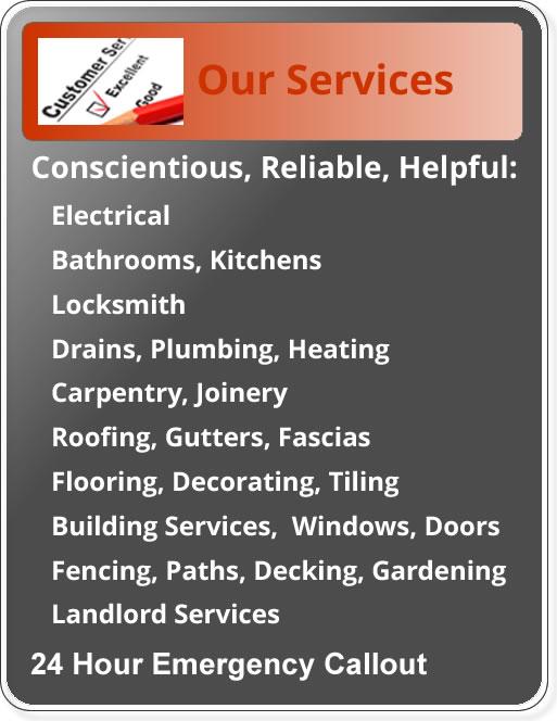 Property Maintenance Bury St Edmunds Newmarket Stowmarket